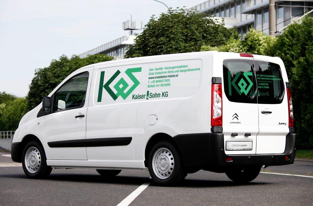 Fahrzeug Installateur Kaiser